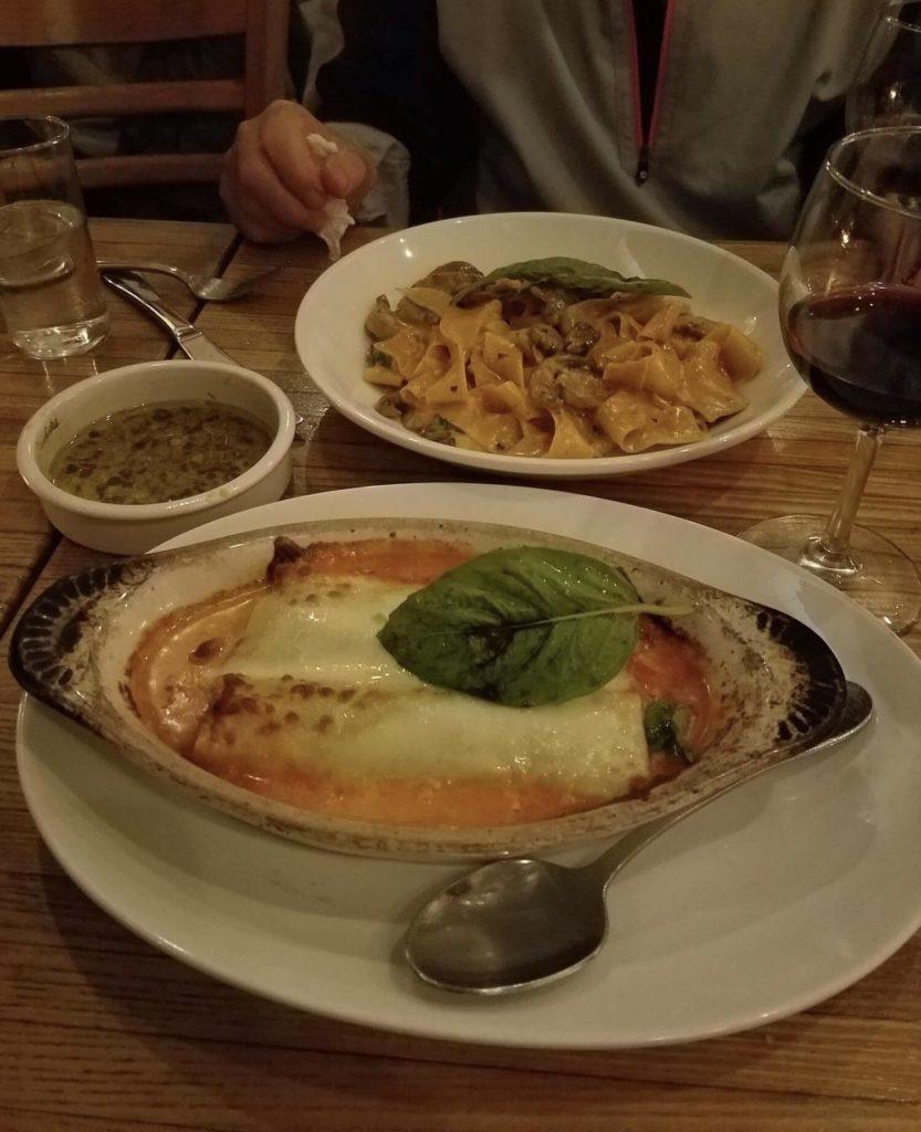 Hrana u Njujorku