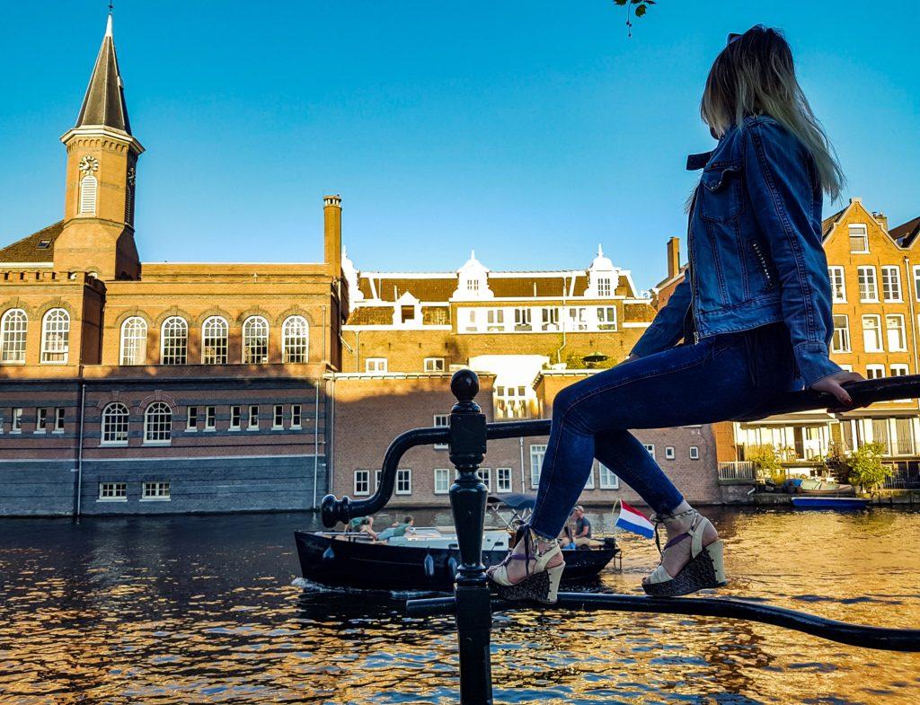 Pogled na Amsterdam
