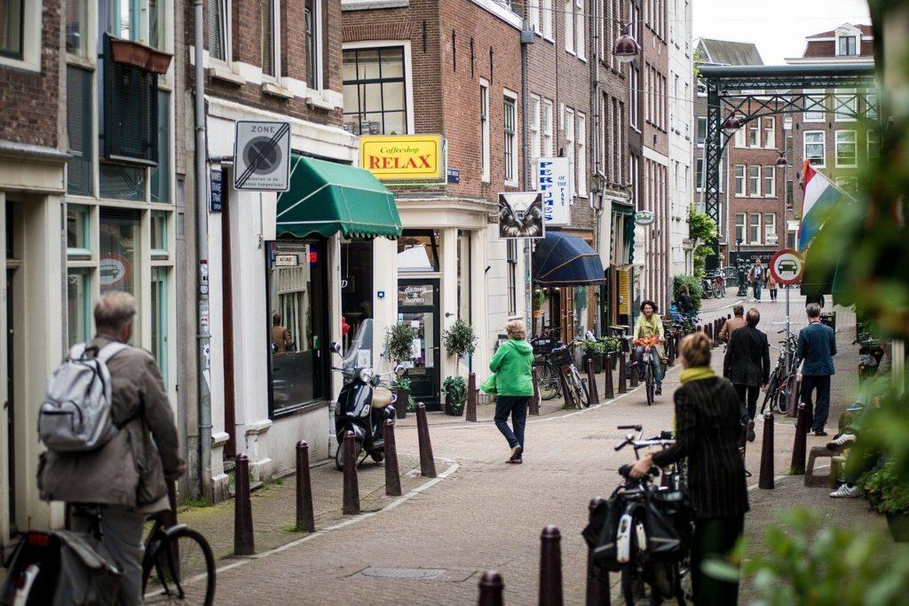 Ulice Amsterdama