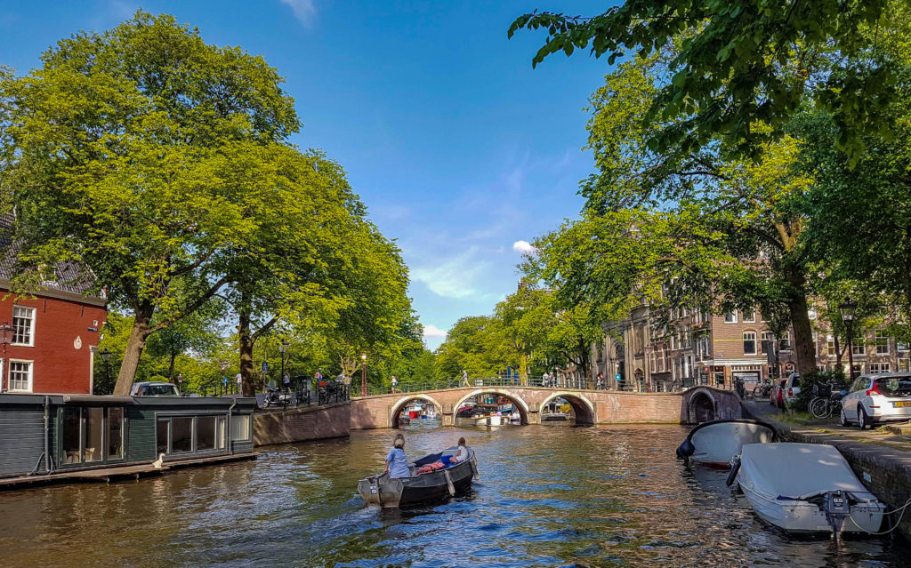 Kanali u Holandiji