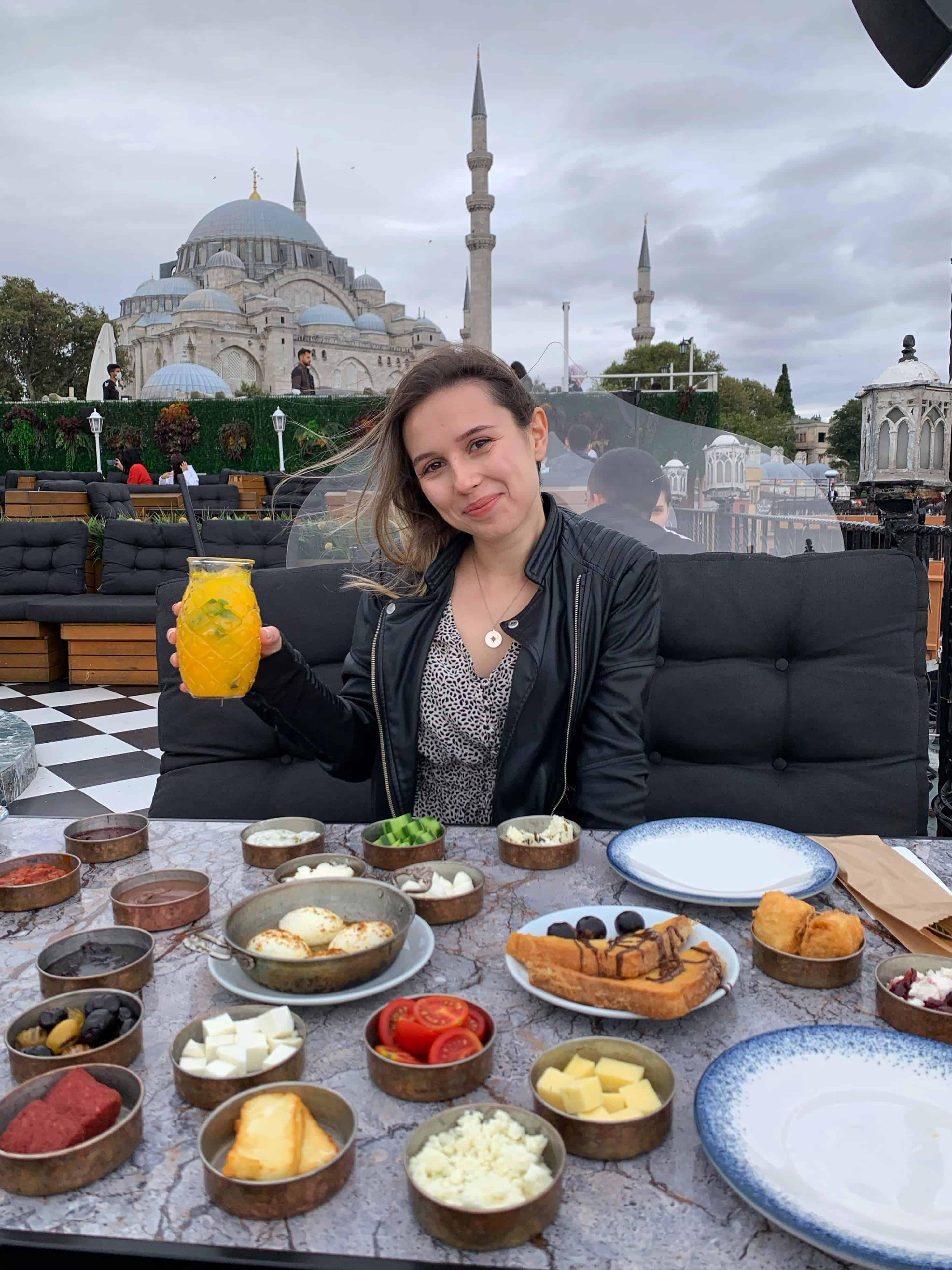 turski dorucak
